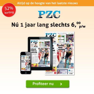 PZC abonnement aanbieding korting jaar
