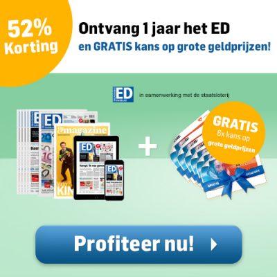 Eindhovens dagblad gratis staatsloten abonnement