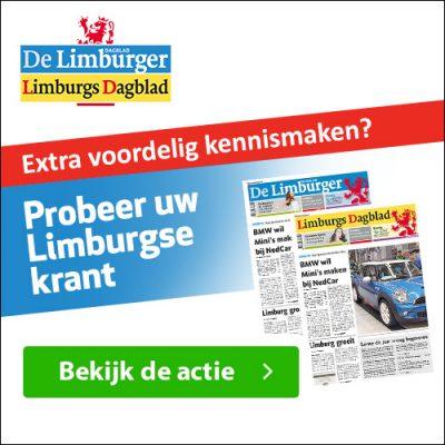 Limburgs dagblad limburger abonnement aanbieding