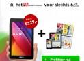 Brabants Dagblad abonnement aanbieding €6,75 per week 46% korting! GRATIS Asus ZenPad C7.0!