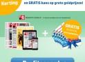 Brabants Dagblad jaar abonnement aanbieding voor maar €5,99 per week en gratis 6 1/5 staatsloten!