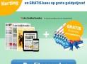 De Gelderlander jaar abonnement aanbieding voor maar €5,99 per week en gratis 6 1/5 staatsloten!