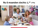 Leidsch Dagblad abonnement aanbieding 6 maanden slechts €1,38 per dag!