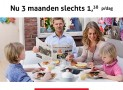 Noordhollands Dagblad abonnement aanbieding 3 maanden slechts €1,38 per dag!