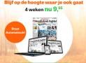 Noordhollands Dagblad abonnement van 12 weken voor maar €29,95