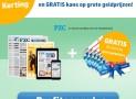 PZC jaar abonnement aanbieding voor maar €5,99 per week en gratis 6 1/5 staatsloten!
