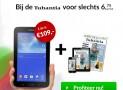 Tubantia 2 jarige aanbieding €6,75 per week 46% korting en gratis Samsung Galazy Tab