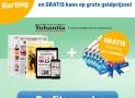 Tubantia 1 jaar aanbieding €5,99 per week 52% korting en gratis 6x 1/5 staatslot