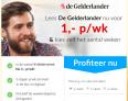 de Gelderlander abonnement aanbieding! 4 weken lang voor maar €1,- per week!