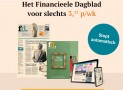Het Financieele Dagblad proef abonnement 4 weken voor slechts 3,13 per week!