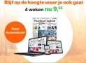 Haarlems Dagblad abonnement aanbieding 4 weken voor slechts €2,48 per week