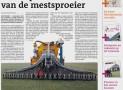 Leeuwarder Courant op zaterdag én maandag in de bus slechts €3,58 per week