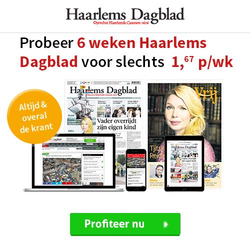 Haarlems Dagblad abonnement korting