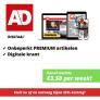 Algemeen Dagblad digitaal abonnement met korting | Slechts €3,50 per week