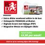 Brabants Dagblad weekend abonnement slechts €4,00 per week