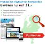 Dagblad van het Noorden abonnement 6 weken voor maar €21,- 70% korting!