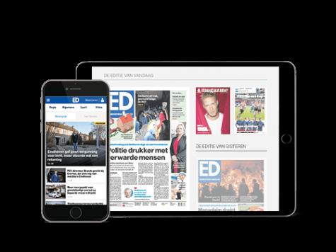ED Eindhovens dagblad digitaal abonnement