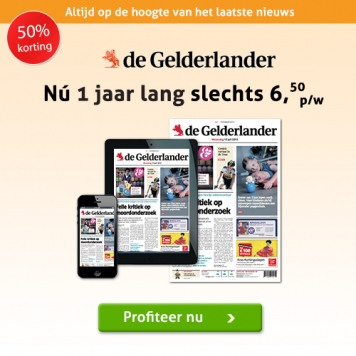 Gelderlander abonnement aanbieding korting