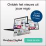 Haarlems Dagblad abonnement €4,27 per week | €254,- korting per jaar! ACTIE!