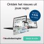Noordhollands Dagblad abonnement €4,27 per week | Jaar abonnement | €254,- korting per jaar!