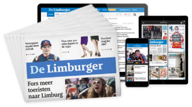 Limburger krant abonnement korting aanbieding goedkoop