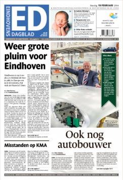 Eindhovens dagblad zaterdag abonnement korting