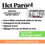 Het Parool WEEKEND abonnement slechts €3,25 per week en dagelijks online