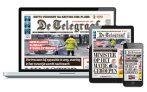 Telegraaf digitaal abonnement aanbieding! Slechts €2,50 per week!